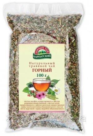 Фіточай Гірський   (100г) ТМ Карпатський чай