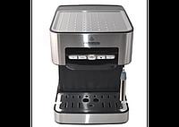 Полуавтоматическая кофемашина Crownberg CB 1566 1000Вт с капучинатором