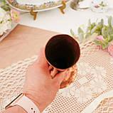 Старая медная ваза ручной работы, ваза из меди, Германия, 20 см, фото 5