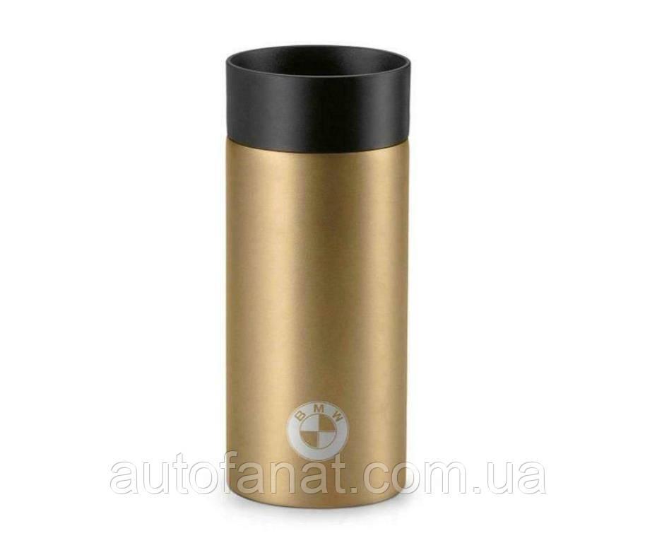 Термокружка BMW Thermal Mug, оригинальная песочная (80282466200)