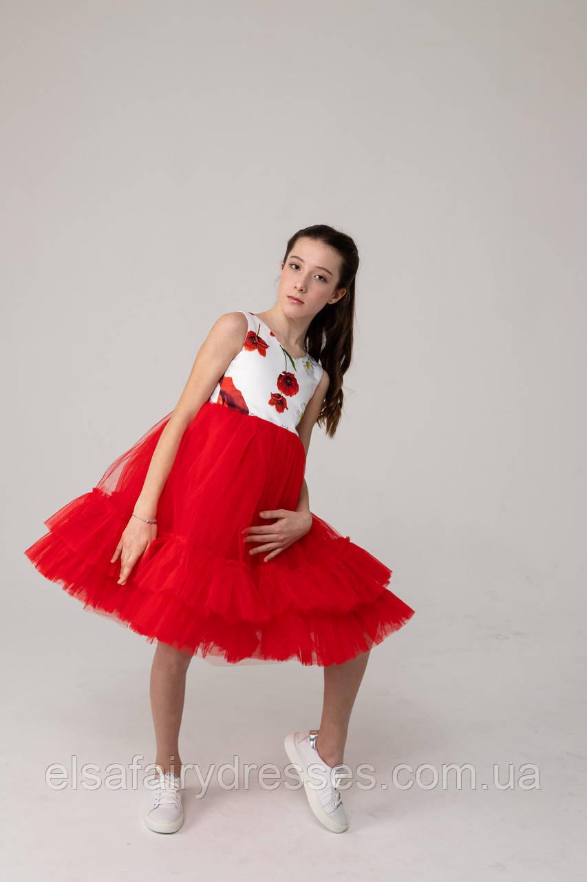 """Модель """"SESIL"""" - дитяча сукня / детское платье"""