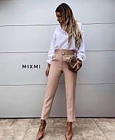 Жіночі стильні класичні брюки