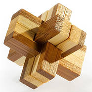Узел | Knotty Puzzle 3D Bamboo, фото 2