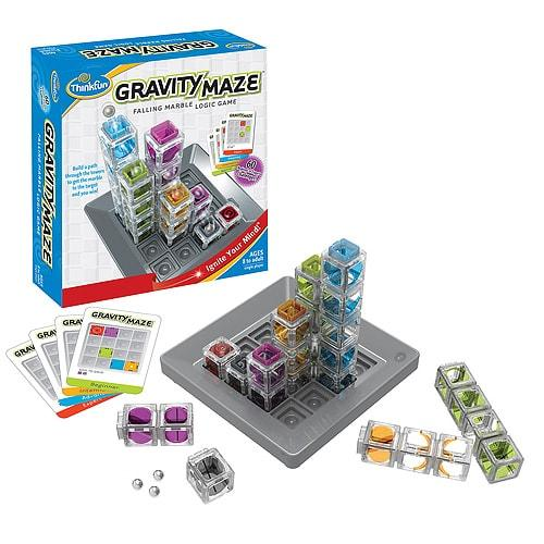 "Игра-головоломка ""Гравитационный лабиринт""   ThinkFun Gravity Maze"