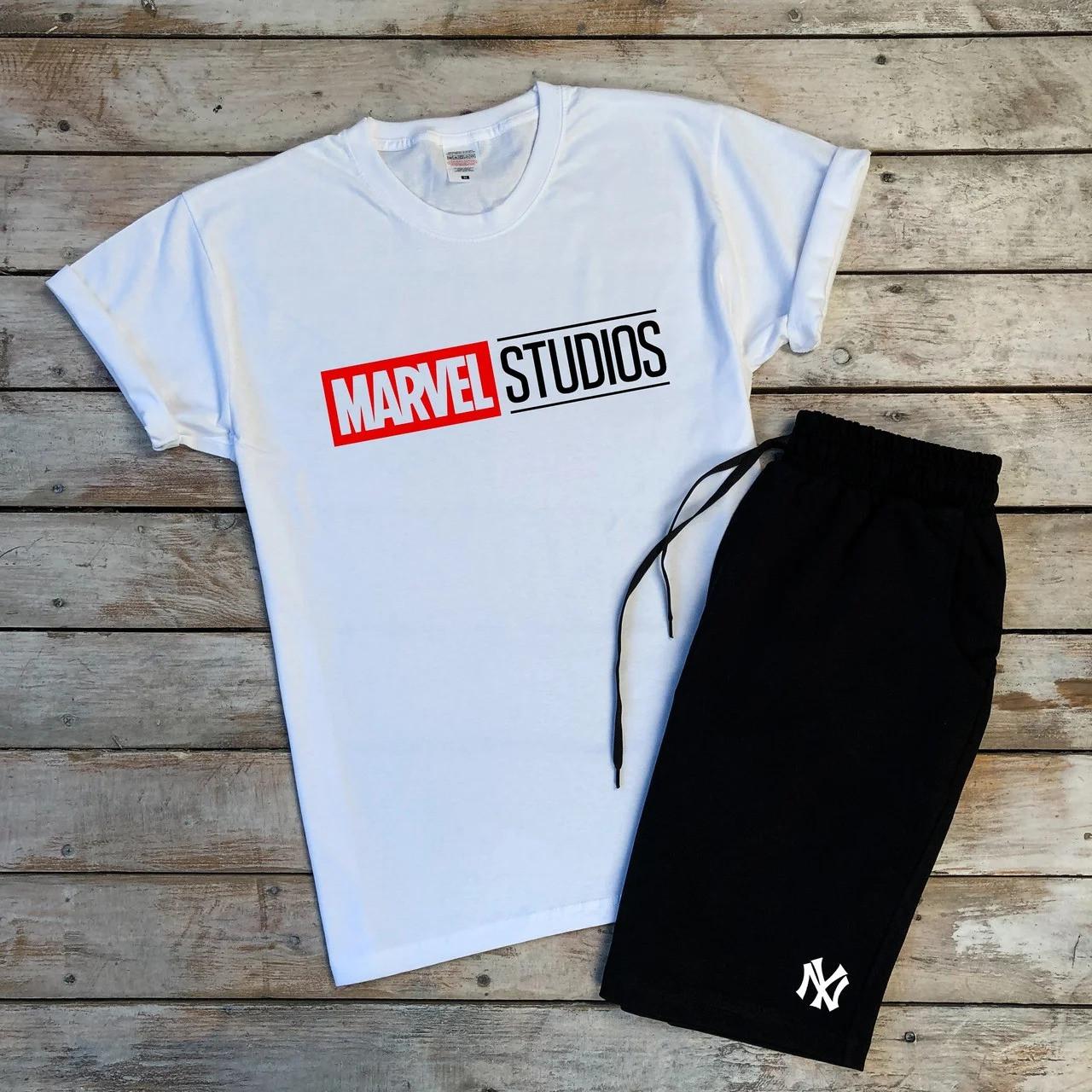 Футболка і шорти Marvel Studios набір