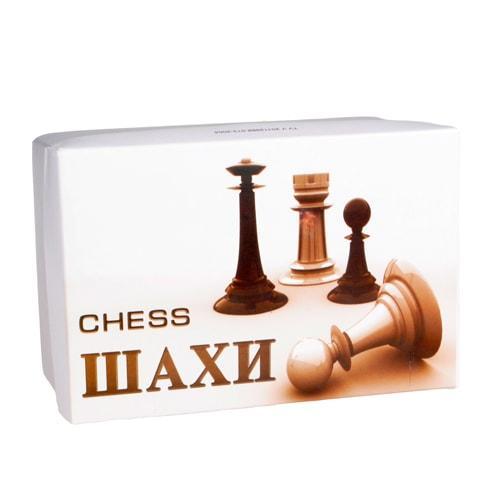 Шахматные фигуры 77 мм пластик