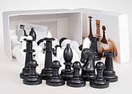 Шахматные фигуры 77 мм пластик, фото 2