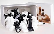 Шахматные фигуры 77 мм пластик, фото 3
