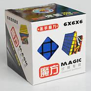 Shengshou 6x6 black, фото 8