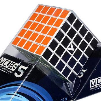 V-CUBE 5х5 Кубик 5х5 білий плоский