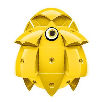 Geomag KOR Pantone Yellow | Магнітний конструктор Геомаг Кор жовтий