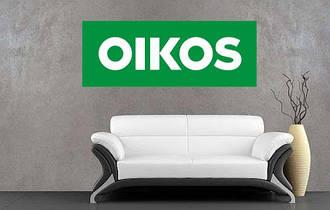Декоративные штукатурки и краски OIKOS
