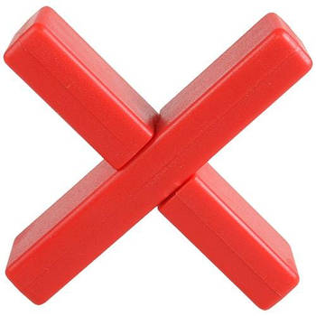 Головоломка Хрест | Eureka Cross Puzzle