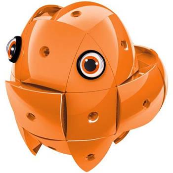 Geomag KOR Pantone Orange | Магнітний конструктор Геомаг Кор помаранчевий