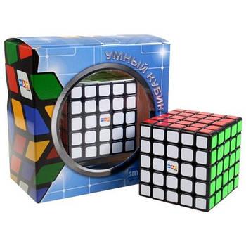 Smart Cube 5x5 Black Розумний Кубик 5х5 Чорний