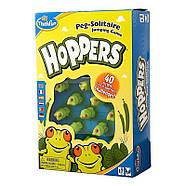 """Игра-головоломка """"Лягушки-непоседы""""   ThinkFun Hoppers, фото 2"""