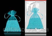 Пахучки в авто ОПТОМ. Ароматизаторы в авто мешочек на зеркало (Fresh Bag). Планшет 25 штук разные ароматы.
