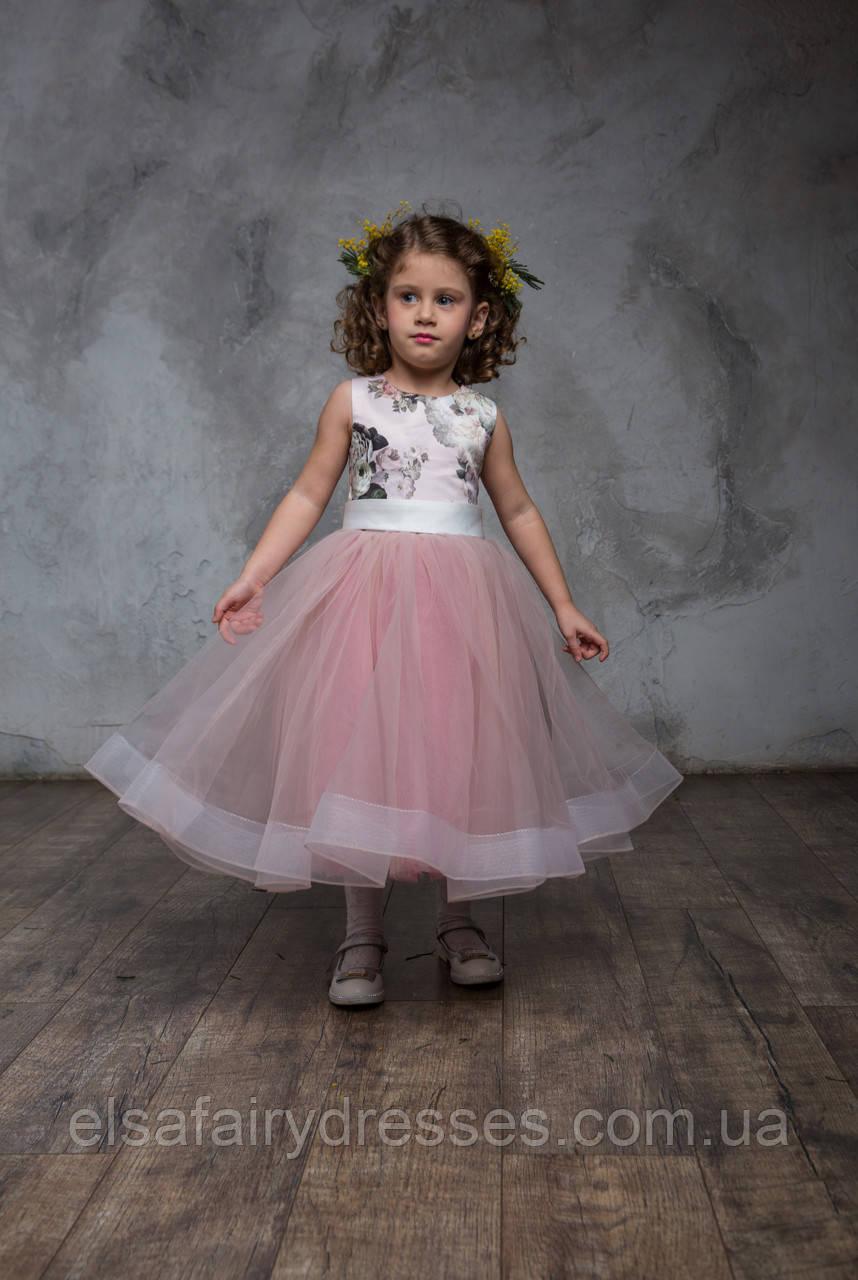 """Модель """"SESIL 2"""" - дитяча сукня / дитяче плаття"""
