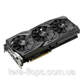 Видеокарта GTX 1070 8GB Asus Rog Strix Gaming (ROG-STRIX-GTX1070-O8G-GAMING) Б/У