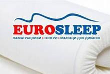 Топпери і тонкі матраци EuroSleep