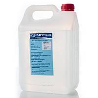 Перекись водорода медицинская 35% (пергидроль), 5 кг - без клапанной крышки