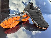 Мужские кроссовки в стиле ADIDAS Marathon великаны батал большие размеры ткань сетка