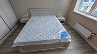 Кровать двуспальная ДСП под матрас 160х200см