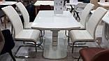 Стол TM-59-1 белый + дуб 120/160х80 (бесплатная доставка), фото 10