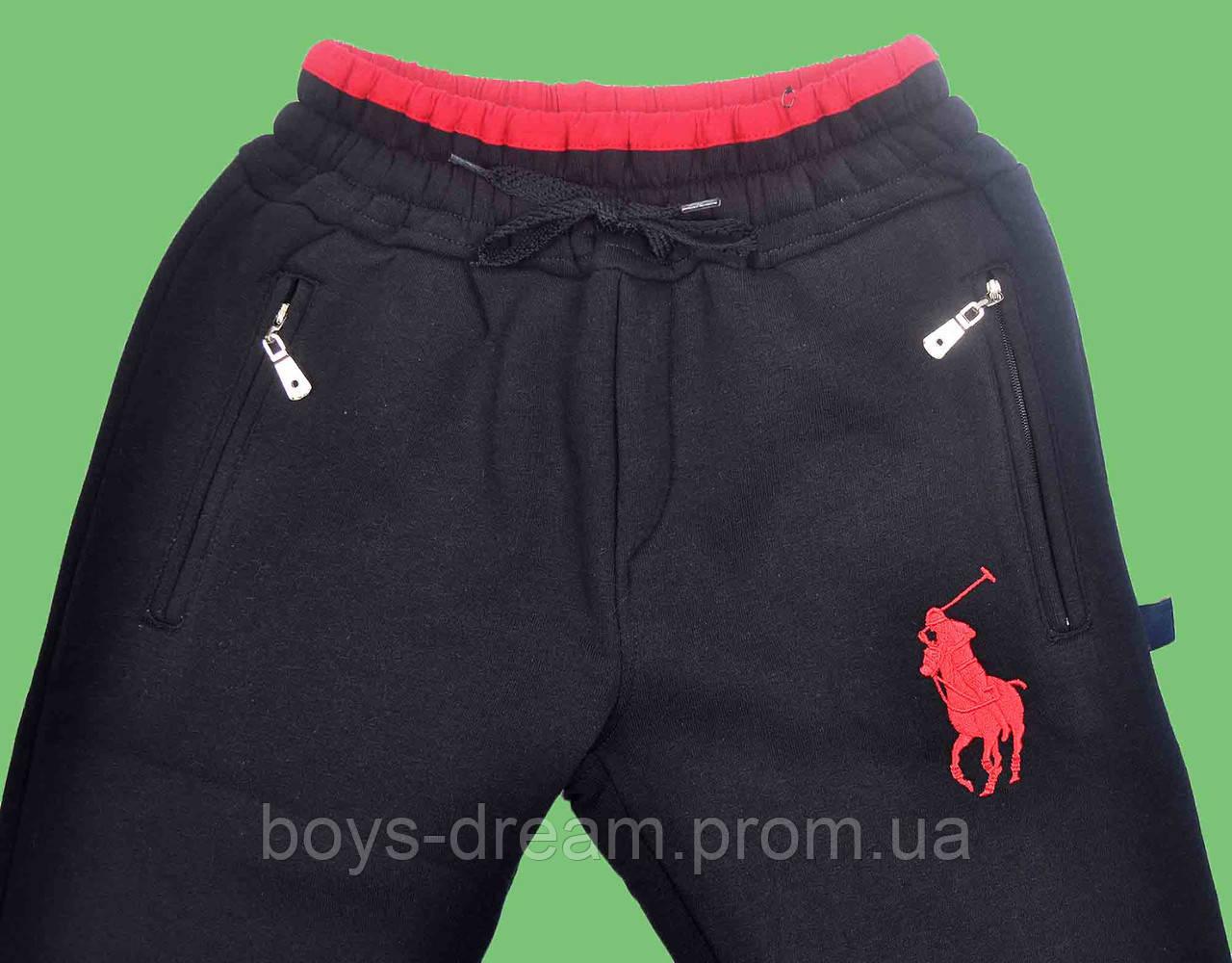 Утепленные спортивные штаны для мальчика U.S.Polo Assn(Турция)