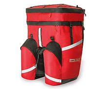 Велобаул-штани Travel Extreme Mono 75 колір сірий