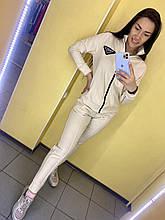Fashion костюм жіночий L(р) бежевий 88455 Prada Туреччина Весна-D