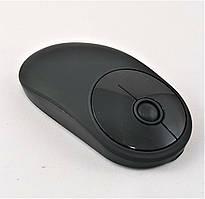 Безпровідна Мишка на АКУМУЛЯТОР Заряджається від USB Тонка Для Комп'ютерів і Ноутбуків