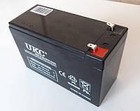 Акумулятор Батарея 12V 9аг для Скутерів Мопедів
