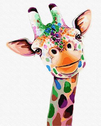 Улыбающийся жираф, фото 2