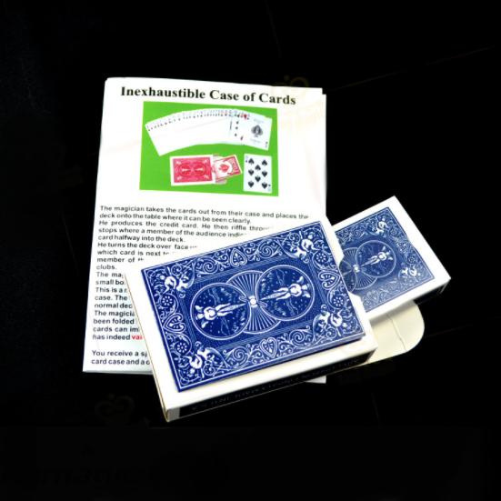 Реквизит для фокусов | Inexhaustible Case of Cards