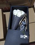 Подарочный набор мыла из роз  + игрушка  (Белый), фото 2