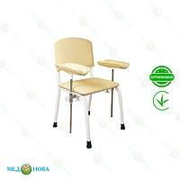 Стул для взятия крови, кресло для забора крови, донорское кресло с двумя подлокотниками СД-2 Завет