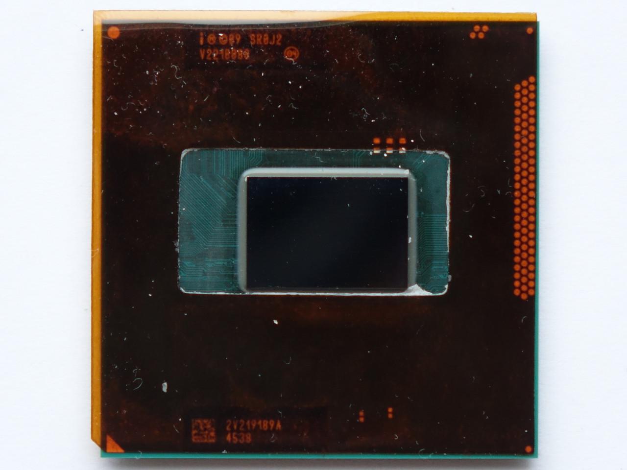 Процессор Intel Pentium B970 (SR0J2 ) 2.3GHz, 2Mb Cache, 35W, Socket G2, 2 Ядра + Intel HD 2000 БУ