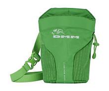 Мешок для магнезии DMM Trad green