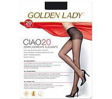 Колготки женские Golden Lady Ciao 20 den ОПТ, все размеры, в се цвета, колготки Omsa