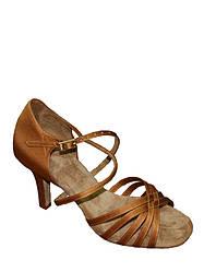 Обувь для бальных танцев ,Женская латина - Emma
