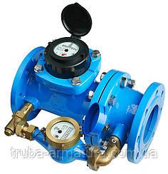 Комбинированный счетчик воды WPVD-UA Ду 50