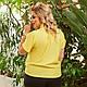 Жіноча літня сорочка на зав'язках, фото 4