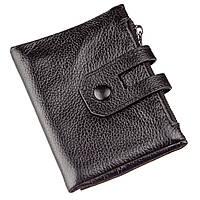 Кошелек Vintage 14644 кожаный Черный, фото 1