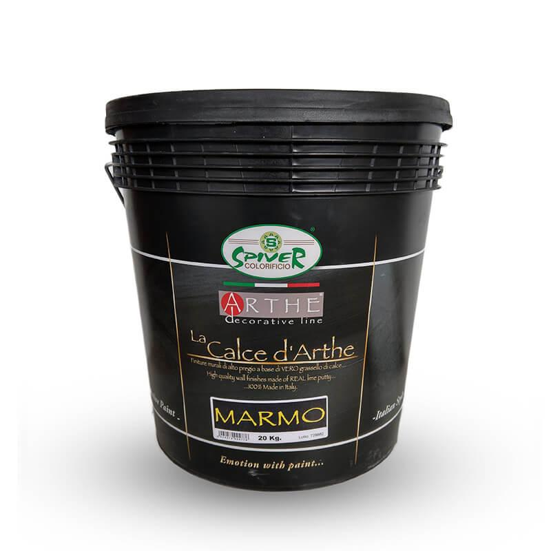 MARMO - Декоративна штукатурка на основі гашеного вапна. SPIVER