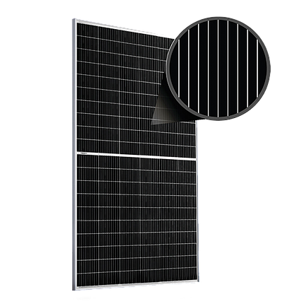 Солнечная батарея Altek ALM-460М-144, 460 Вт 9BB (монокристалл), фото 2
