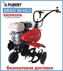 Культиватор Pubert Agro 80 HC3 Honda(Франція)