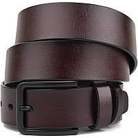 Мужской кожаный ремень Vintage 20221 Коричневый, фото 1