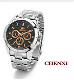 Наручний годинник chenxi кварцові, фото 6