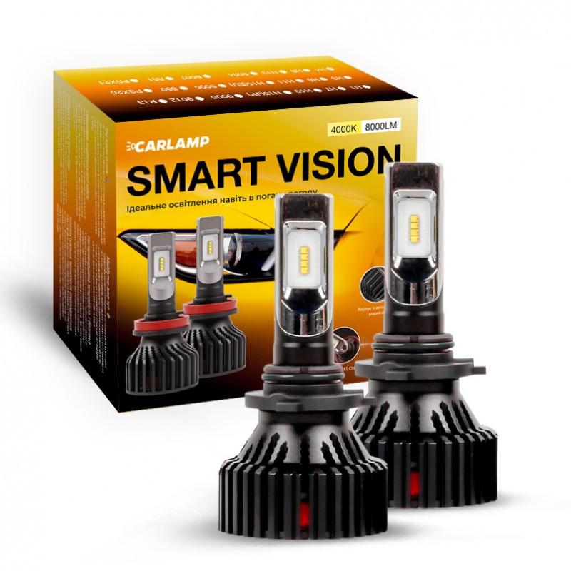 Smart Vision HB4 4000K SM9006Y Світлодіодні автолампи CARLAMP